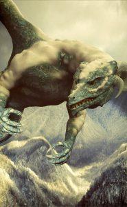 draak zonder vleugels