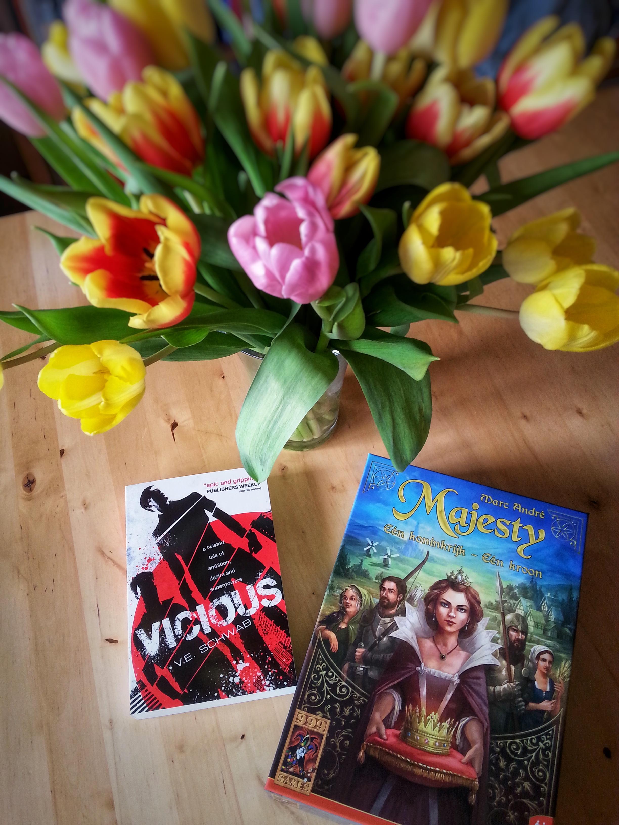 Januari 2018: lezen, schrijven en de rest