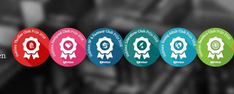 Overstekers op shortlist Hebban Clubprijzen