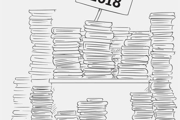 2018: mijn leesjaar