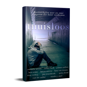 De Warmste Week: boek 'Thuisloos'