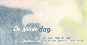 Voorstelling/concert: De 366ste dag @ live stream